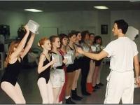 Teaching A Chorus Line