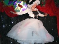 Chandalier in Barbie Girl