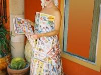 Editorial Costume