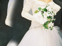 Chandalier as Bride