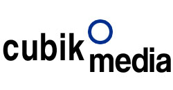 cubik media logo