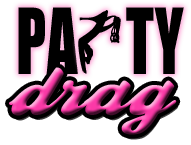 Party Drag Logo